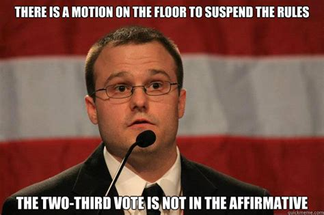 Motion On The Floor by There Is A Motion On The Floor To Suspend The The