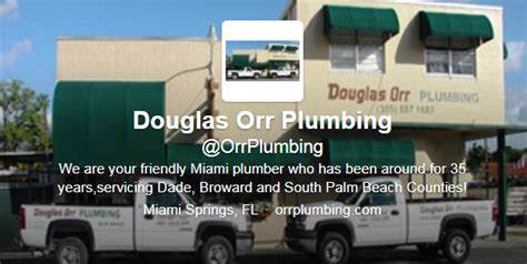 Orr Plumbing by 10 Compelling Local Business Headers New Media