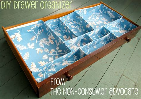 How To Make Drawer Organizers by Organization Geeks Need Not Go How To Make A No