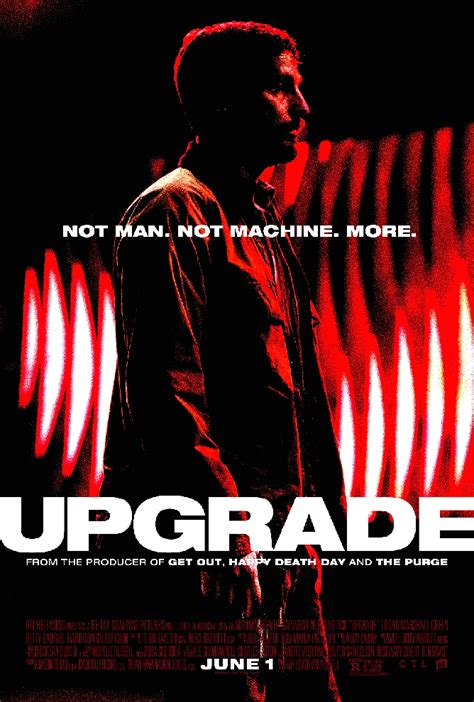 upgrade leigh whannell review interview leigh whannell and logan marshall green talk