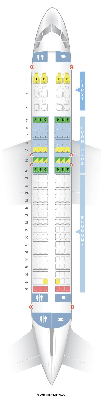 airbus a320 seating seatguru seat map united airbus a320 320
