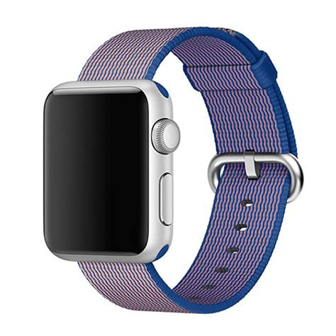 Woven For Apple 42mm woven band for apple series 3 2 1