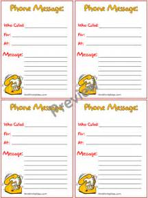 printable pad template printable telephone message pads quotes