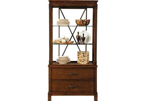 rooms to go curio cabinets shop for a red hook 2 pc curio at rooms to go find china