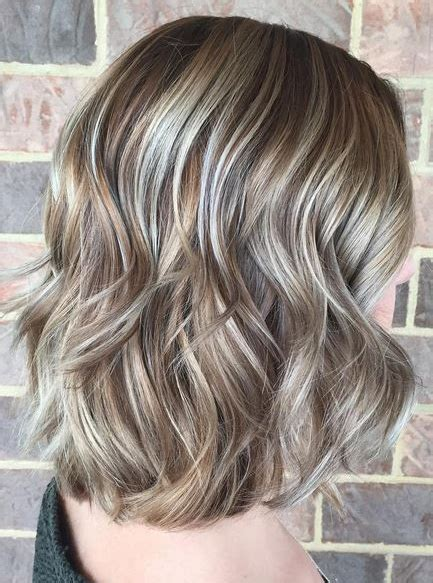 bronde hair home coloring bronde balayage hair color trends for short hairstyles 2017