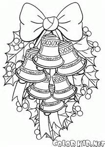 Big Snowflakes Decorations Coloring Page Christmas Decorations