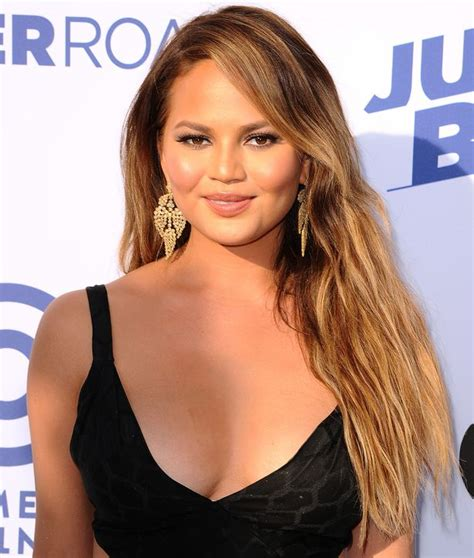 chrissy teigen hair color hair color trends 2017 fall winter 2018 pretty
