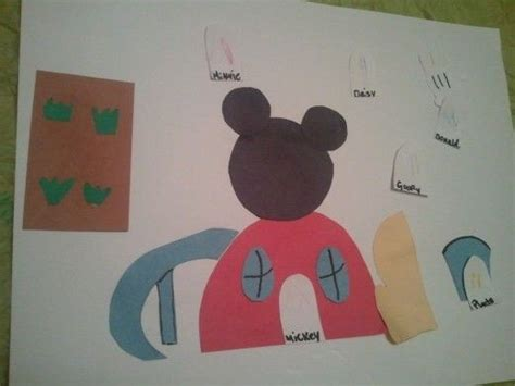 mickey mouse crafts for 73 best images about mickey mouse lesson on