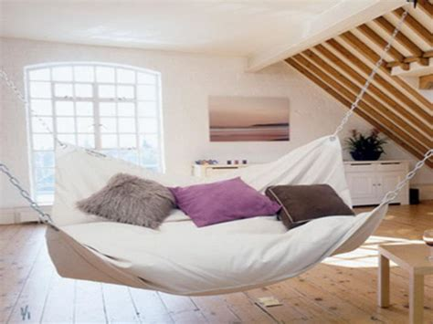 Hammock Bed Indoor by Miscellaneous Le Beanock Indoor Hammock Interior