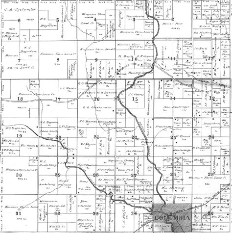 County Wi Property Records Clark County Wi Map