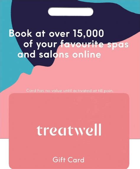 Gift Card Centre - thegiftcardcentre co uk treatwell gift card