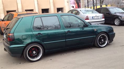 97 Volkswagen Golf by Volkswagen Golf Mk3 1 8 Model Year 1997