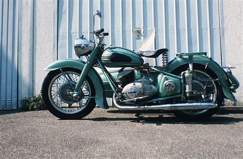 Triumph Motorrad 250ccm by Adler M 250 Gespann Klassik Lust