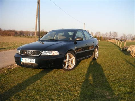 Audi A4 B5 1 8 T by Bilmodel Dk 187 Audi A4 B5 Quattro 1 8t