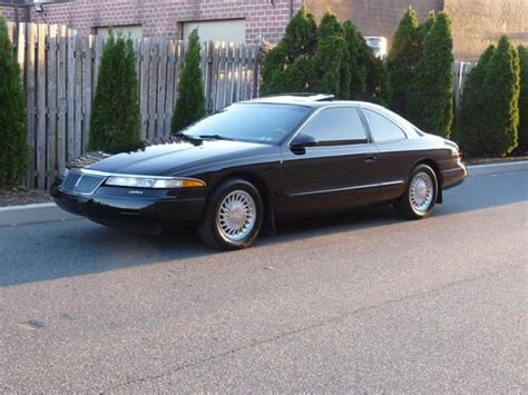 how to fix cars 1995 lincoln mark viii electronic toll collection purchase used beautiful 1995 lincoln mk viii lsc w sunroof 98 107 miles mark eight in