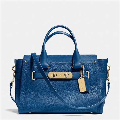 Coach Swagger 27 In Smooth Leather Black 327 best handbags images on coach handbags