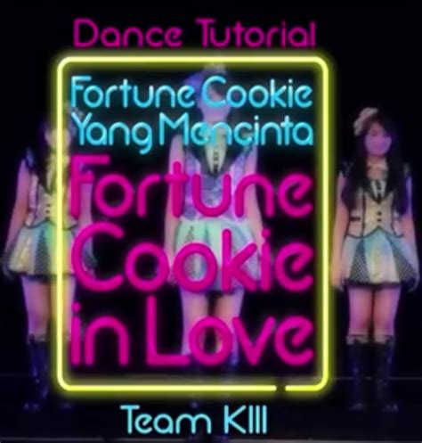 tutorial dance loving you dance tutorial fortune cookie in love fortune cookie