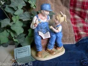 Home Interior Denim Days Home Interiors Homco Denim Days Quot S Story Quot Figurine