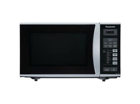 Microwave Panasonic Nn St342 panasonic nn st342 220 volt microwave oven silver