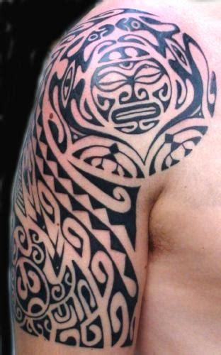 tattoo tribal masculina no braço tatuagem tribal bra 231 o 9