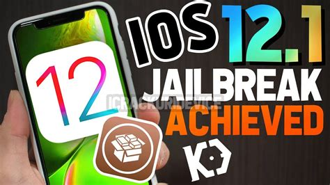 jailbreak ios 12 1 achieved on iphone xs max a12 pwnd on ios 12