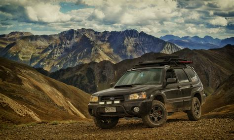 subaru forester off road lifted lifted subaru forester sf google search subaru