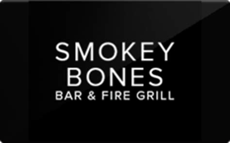 Smokey Bones Gift Card - buy smokey bones gift cards raise