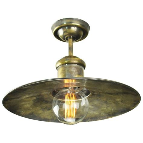 Style Semi Flush Ceiling Light by Nautical Style Semi Flush Ceiling Light Antique Finish