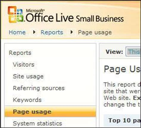 Microsoft Office Live Microsoft Office Live Small Business Review Rating