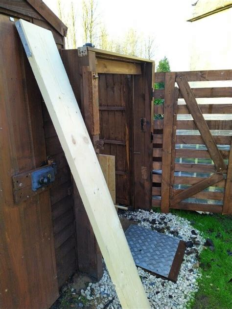 cheap motorcycle shed lean  small shed