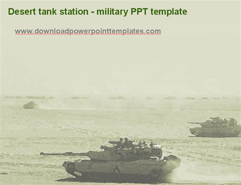 free military powerpoint templates army powerpoint