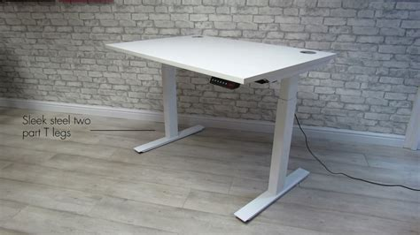 budget sit stand desk liberty budget electric sit stand desk