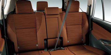 Rear Seat Hook Cover Innova india bound 2016 toyota innova rear seat launches in bahrain indian autos