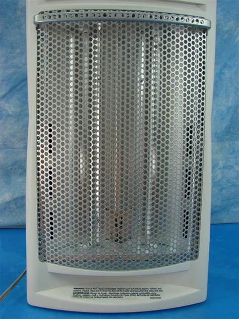 sunbeam electric tower quartz heater manual sunbeam tower radiant large room quartz space heater by