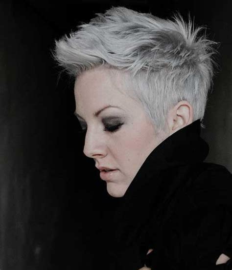 short hair cuts with a spike on it 20 short spikey hair short hairstyles haircuts 2017