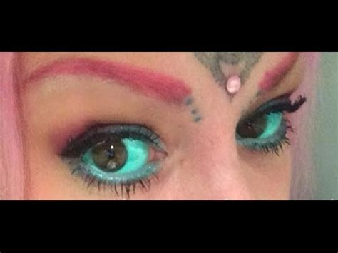 eyeball tattoos 1 3 youtube