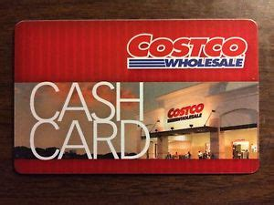 Cheap Gas Gift Cards - 100 costco cash card gift card no membership required cheap gas groceries food ebay