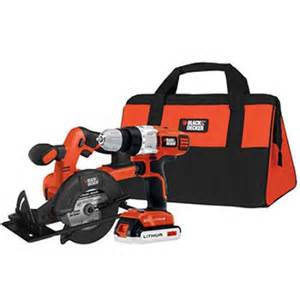 black and decker sale sale black and decker 20v max lithium drill and circular