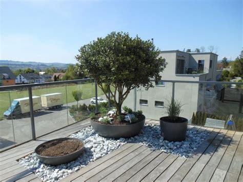 Bilder Zu Terrassengestaltung by Terrassengestaltung Alles Aus Einer Bacher Garten