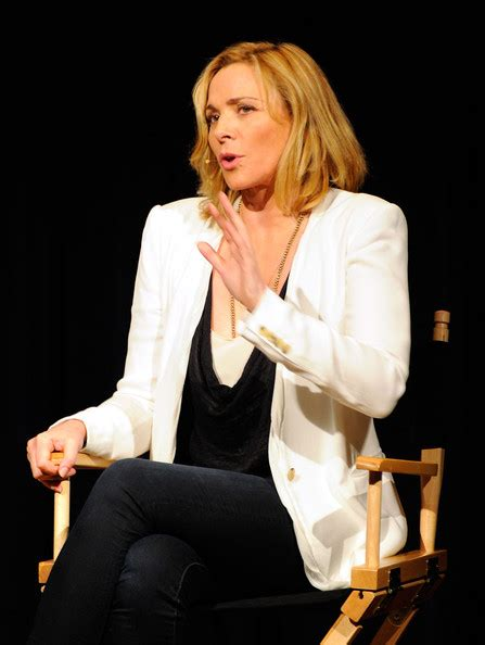 actress cattrall actor kim cattrall photos photos kim cattrall speaks to actors