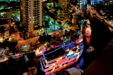 winterfest boat parade route tis the season for yacht charter specials 26 north yachts