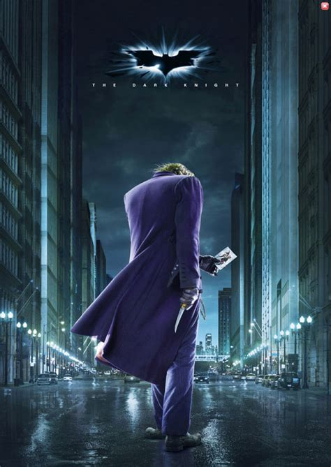 Heath Ledgers Joker Poster Was A by New Joker Posters For The Comingsoon Net