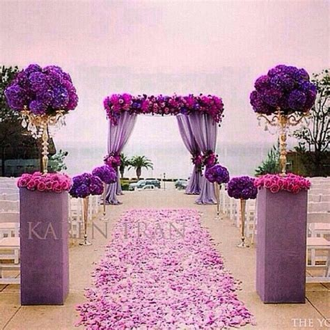 Best 25  Purple wedding decorations ideas on Pinterest