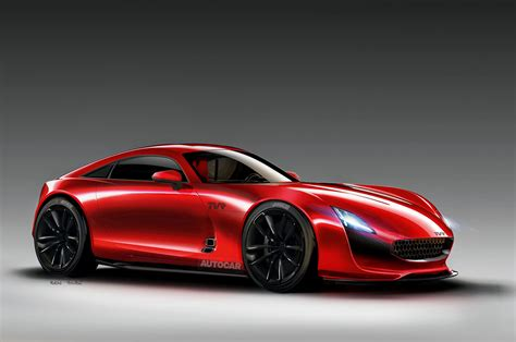 Tvr Sports Car Tvr