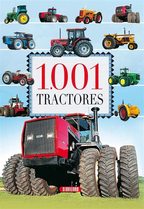 libro artillera y carros de libro adulto libros servilibro ediciones 1 001 tractores