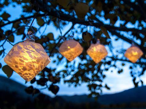 glow solar string lights solar light design ideas hgtv