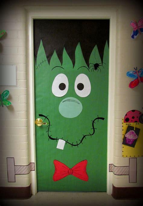 Frankenstein Door by Frankenstein Door I Did For Classroom Door Door