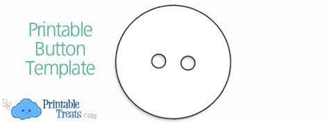 Printable Button Template Printable Treats Com Free Button Templates
