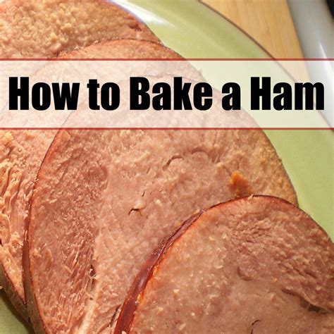 how to bake a ham family balance sheet