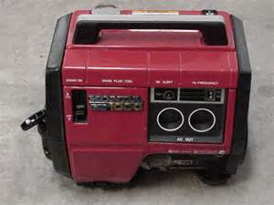 Honda 1000 Watt Generator Eham Net Classifieds Honda Model Ex 1000 Power Generator